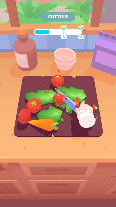 「The Cook - 3D Cooking Game」のスクリーンショット 1枚目