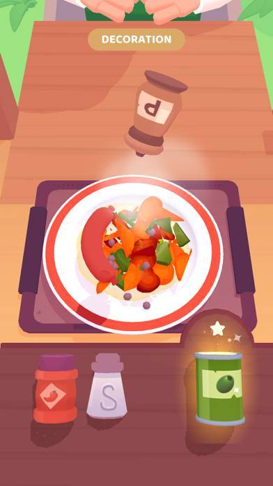 「The Cook - 3D Cooking Game」のスクリーンショット 3枚目