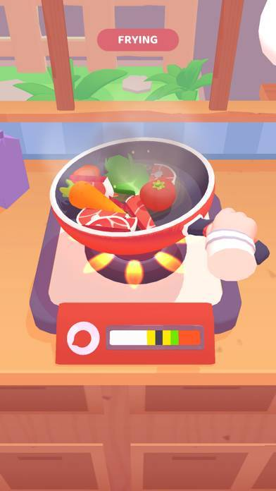 「The Cook - 3D Cooking Game」のスクリーンショット 2枚目