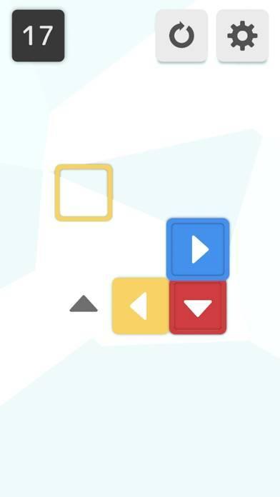 「Push - ブロックを押して動かすパズル」のスクリーンショット 2枚目