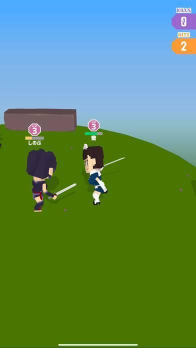 「Blade Royale 刃で戦うバトロワ.io」のスクリーンショット 3枚目