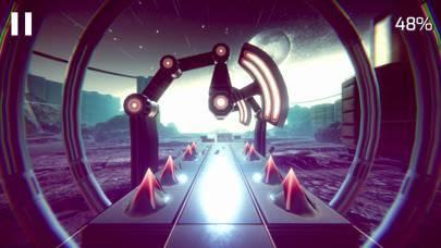 「Super Glitch Dash」のスクリーンショット 3枚目