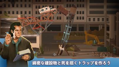 「Bridge Constructor: TWD」のスクリーンショット 3枚目