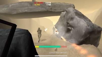 「戦場の猪」のスクリーンショット 2枚目