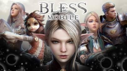 「BLESS MOBILE」のスクリーンショット 1枚目