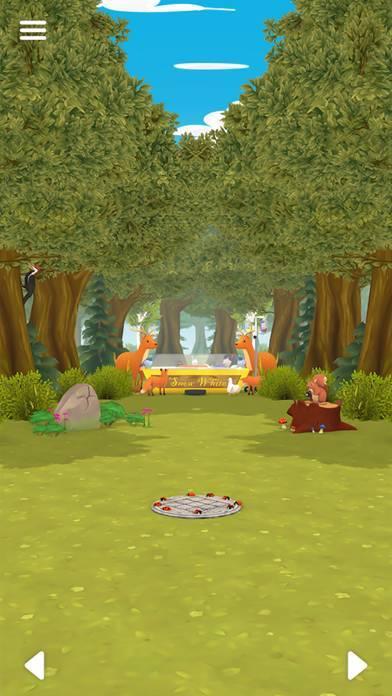 「脱出ゲーム 白雪姫と七人の小人たち」のスクリーンショット 3枚目