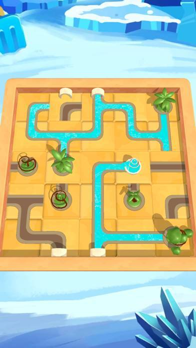 「Water Connect Puzzle」のスクリーンショット 3枚目