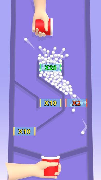 「Bounce and collect」のスクリーンショット 1枚目