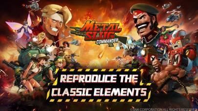 「Metal Slug : Commander」のスクリーンショット 1枚目