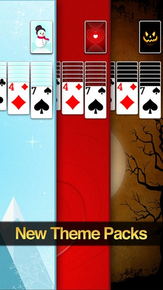 「Solitaire by MobilityWare」のスクリーンショット 2枚目
