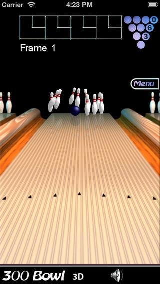「300 Bowl」のスクリーンショット 3枚目