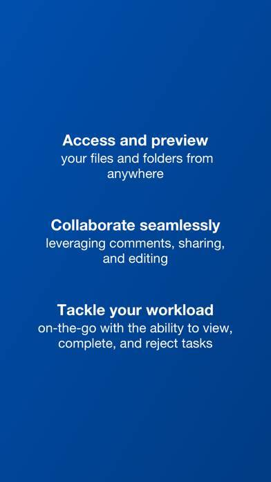 「Box - Cloud Content Management」のスクリーンショット 3枚目