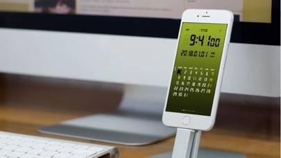 「LCD Clock」のスクリーンショット 3枚目