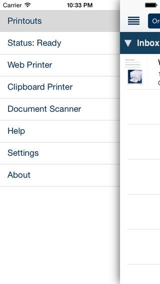 「ACTPrinter - Virtual Printer」のスクリーンショット 3枚目