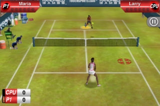 「TouchSports™ Tennis」のスクリーンショット 3枚目