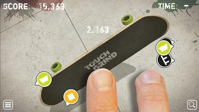 「Touchgrind」のスクリーンショット 1枚目