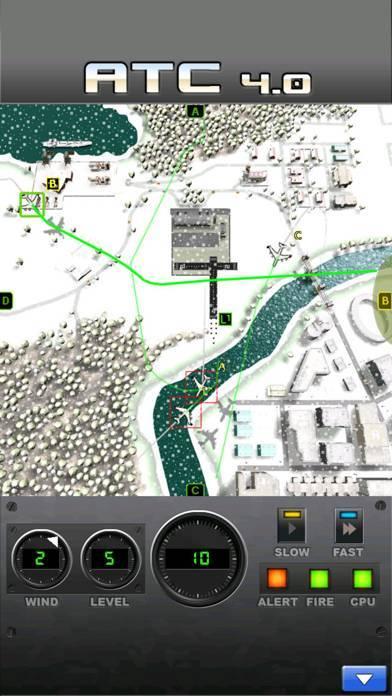 「航空管制官 4.0 Lite」のスクリーンショット 2枚目