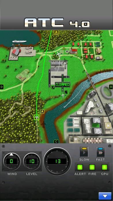 「航空管制官 4.0 Lite」のスクリーンショット 1枚目