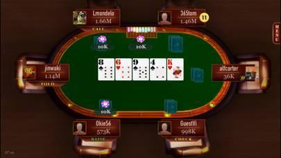 「Mega Poker Texas Holdem」のスクリーンショット 1枚目