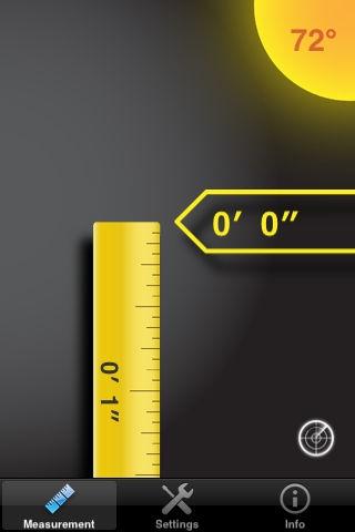 「PocketMeter」のスクリーンショット 2枚目