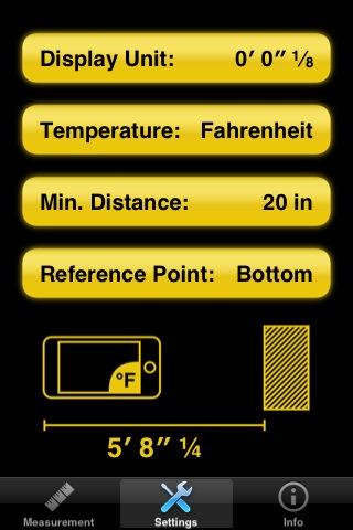 「PocketMeter」のスクリーンショット 3枚目