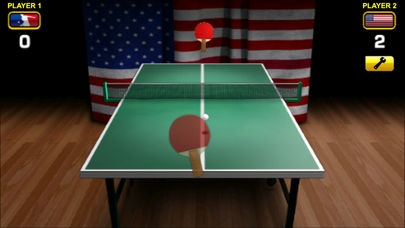 「World Cup Table Tennis™ Lite」のスクリーンショット 2枚目