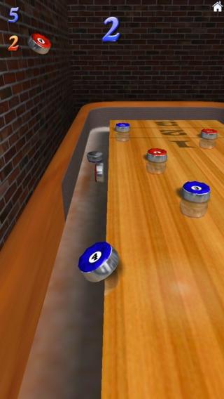 「10 Pin Shuffle Pro  ボウリング」のスクリーンショット 3枚目