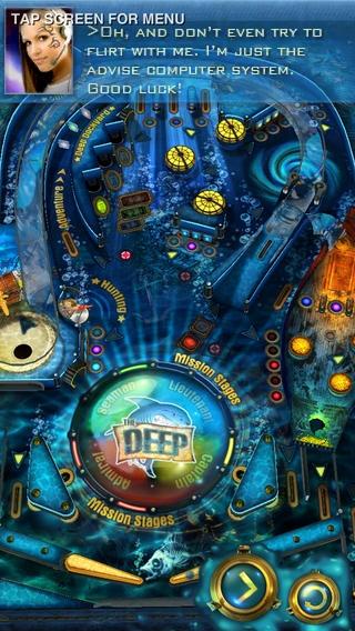 「The Deep Pinball」のスクリーンショット 3枚目
