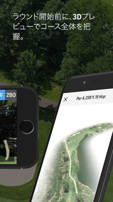 「Golfshot Plus: Golf GPS」のスクリーンショット 3枚目