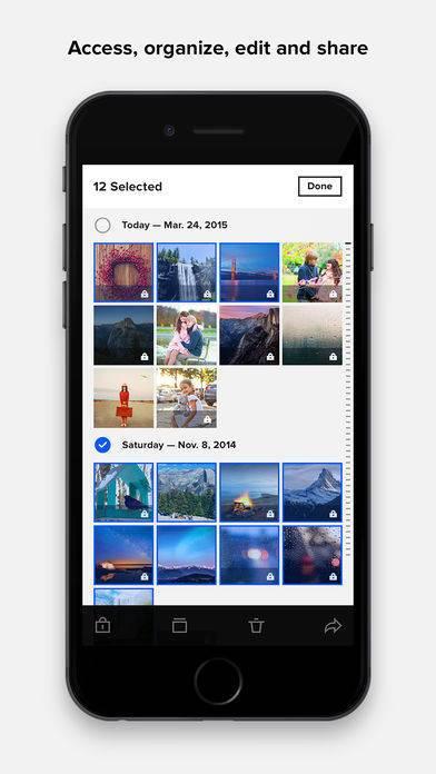 「Flickr」のスクリーンショット 2枚目