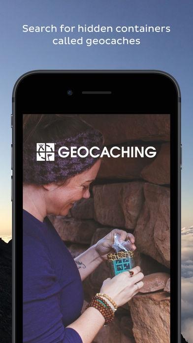 「Geocaching®」のスクリーンショット 1枚目