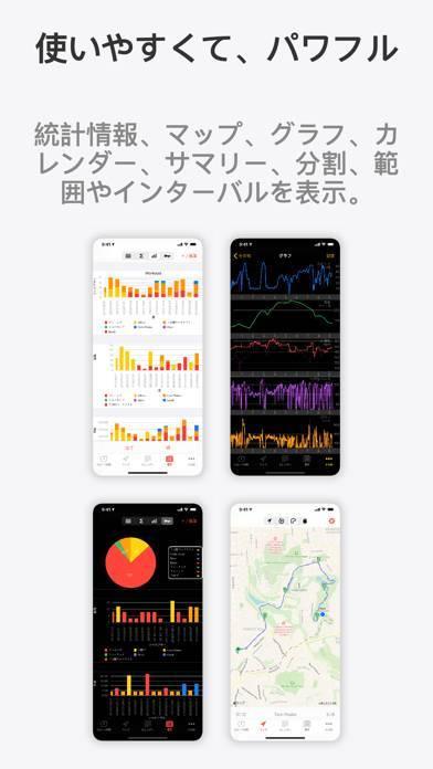 「Walkmeter GPSウォーキング、ジョギング、散歩」のスクリーンショット 2枚目