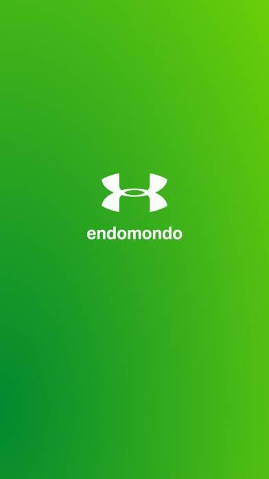 「Endomondo Sports Tracker」のスクリーンショット 1枚目
