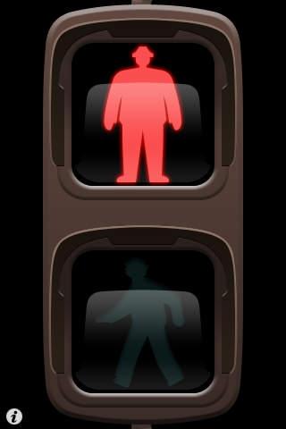 「歩行者信号機」のスクリーンショット 2枚目