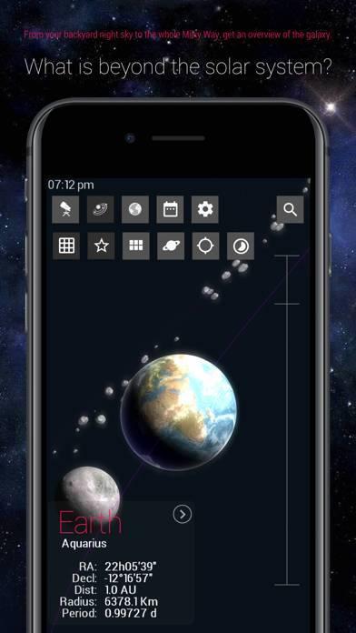 「SkyORB 2020 Astronomy Space AR」のスクリーンショット 3枚目