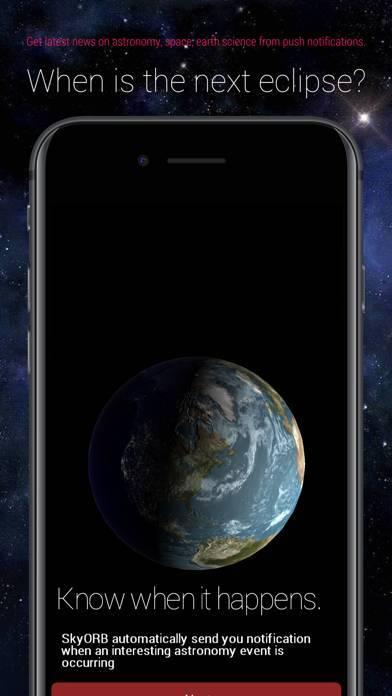 「SkyORB 2020 Astronomy Space AR」のスクリーンショット 2枚目