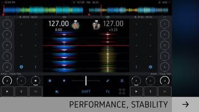 「DJ Player Professional」のスクリーンショット 2枚目