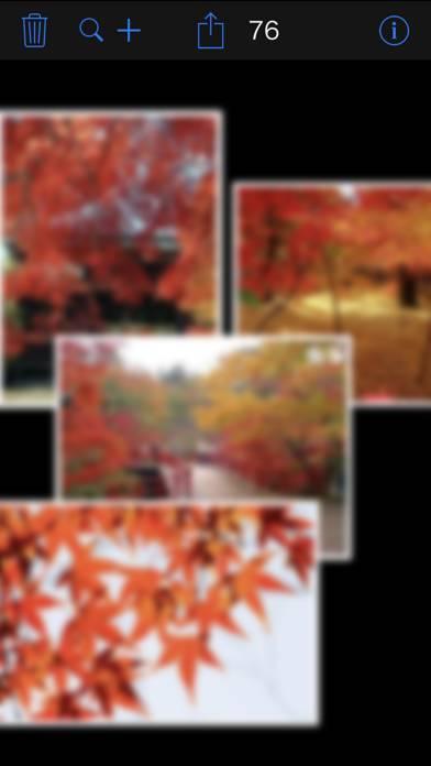 「壁紙メーカーimgPaletteF」のスクリーンショット 3枚目