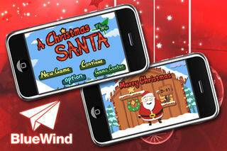 「A Christmas Santa」のスクリーンショット 1枚目