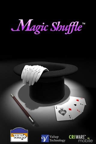 「Magic Shuffle」のスクリーンショット 1枚目