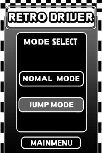 「RETRO DRIVER FREE」のスクリーンショット 1枚目