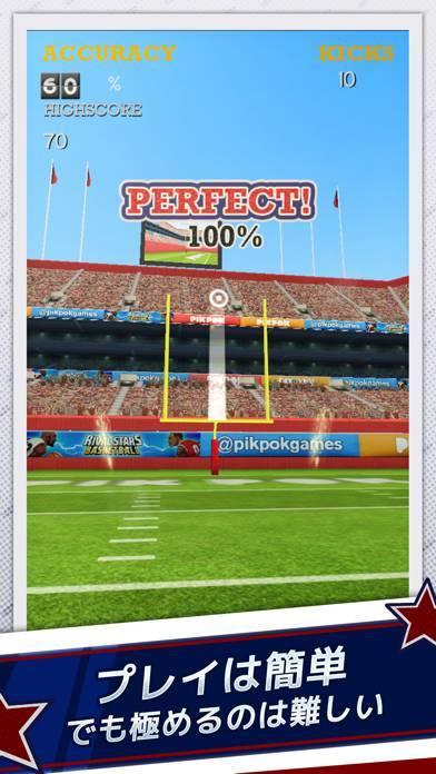 「Flick Kick Field Goal」のスクリーンショット 2枚目