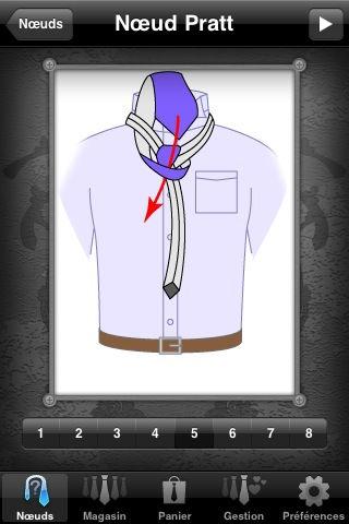 「Knot Tie」のスクリーンショット 2枚目