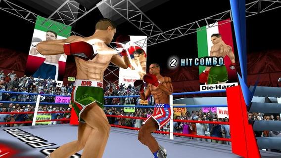 「Fists For Fighting (Fx3)」のスクリーンショット 1枚目