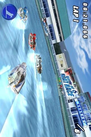 「Battle of 6 BOAT RACE」のスクリーンショット 2枚目