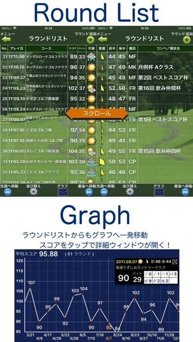 「Best Score」のスクリーンショット 3枚目