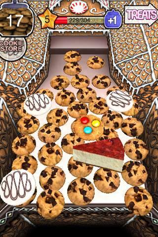 「Cookie Dozer」のスクリーンショット 2枚目