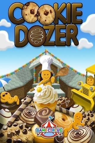 「Cookie Dozer」のスクリーンショット 1枚目