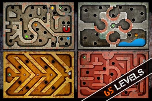 「Labyrinth Game」のスクリーンショット 1枚目