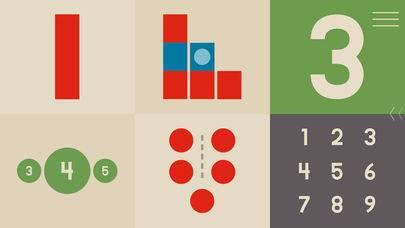 「はじめての算数 by Montessorium」のスクリーンショット 1枚目